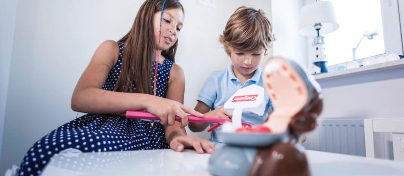 higiena zębów szczecin dzieci